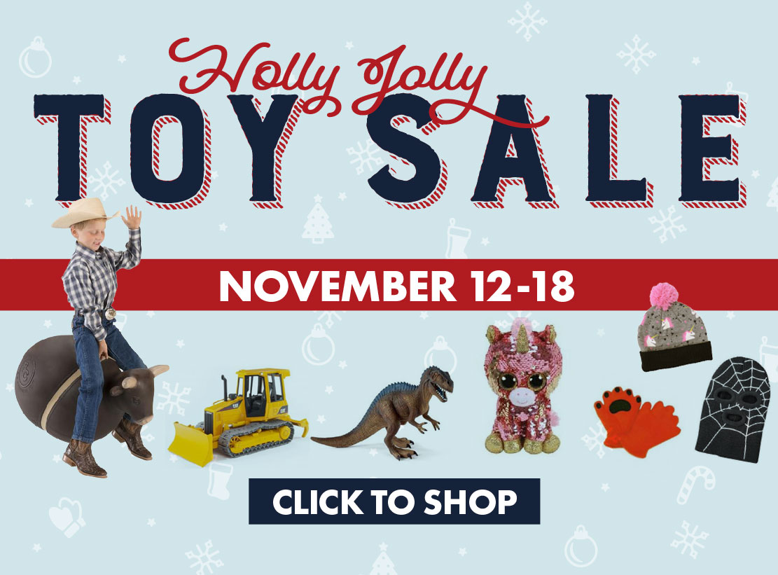 Gifts Holiday Shopping Toys Games Western Spotlight gifts shop savings CAL Ranch Weekly Ad Shop Flyer Sale