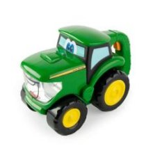Johnny Tractor Toy and Flashlight